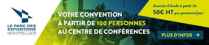 Offre conventions 100 personnes
